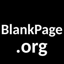 BlankPage.org - premium domain name - No reserve!