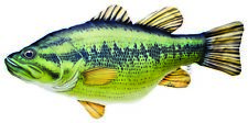 The Largemouth Bass - Cushion - GABY **ON SALE**
