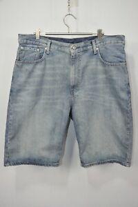 LEVI'S 569 Loose Fit Denim Shorts Mens size W38