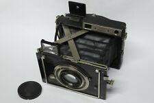 Plaubel Makina mit Anticomar 2,9 / 10cm Objektiv mit Zubehör