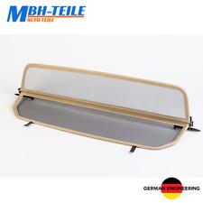 Beige MBH Windschott + Tasche Lexus SC 430 2001-2010 | Klappbar Windabweiser