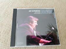 Joey DeFrancesco - Joey D!  - CD - High Note - USA Press - 2008