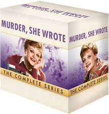 Murder She Wrote: Angela Lansbury Complete TV Series Season 1-12 Box Set NEW!