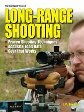 The Gun Digest Book of Long-Range Shooting by L. P. Brenzy (2007, Paperback)