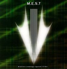 M.E.S.T. - Matter Energy Space Time - CD