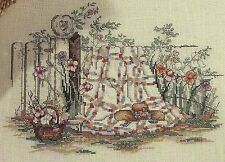 "Leisure Arts/Paula Vaughan ""Spring Remembered/Part I"" Pattern"