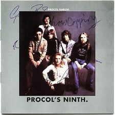 Procol Harum: Procol's Ninth CD Oct-1995 Castle Records (UK) UPC 5017615829 EX