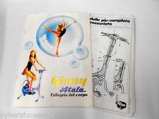GINNY Atala  bicicletta da camera  , libretto con istruzioni 1991