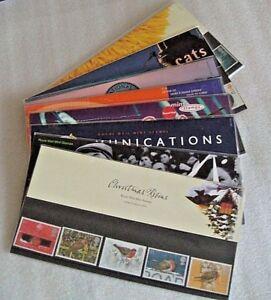 GB 1995 - Presentation Packs