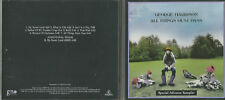 George Harrison All things must pass Promo CD Special Advance Sampler
