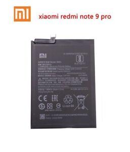 Batterie Xiaomi Redmi Note 9 Pro