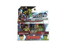 Marvel Minimates Ulysses Klaue & Hulk Avengers TRU  Series 2 Age Of Ultron New
