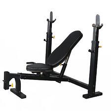 Powertec Workbench - Olympic Weight Training Bench