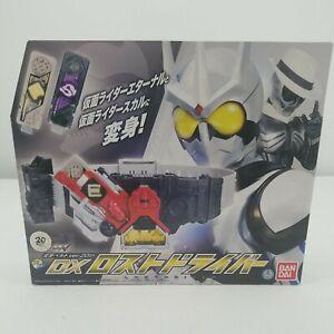 BANDAI Kamen Rider W Transformation Belt Ver. 20th DX Lost Driver Japan Official