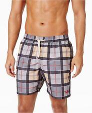 Barbour Tartan  Lomond men's swim short  MTR0430TN31 Size M Org.Price $157