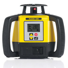 Leica Rugby 680 Laser Level (Supplied with Aust Tax Invoice)