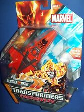 TRANSFORMERS CROSSOVERS Marvel HUMAN TORCH Figure NIB