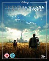 Tomorrowland: A World Beyond [Blu-ray] [DVD][Region 2]