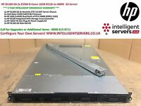 HP DL160 G6 SE 2x E5504 8-Cores 16GB B110i 1x 460W  1U Server - 491532-B21