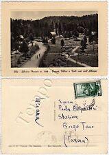 Cartolina di Silvana Mansio (Serra Pedace), panorama dall'albergo - Cosenza