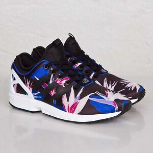 adidas zx flux fleur