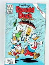 USA Olympic Product Comic: Donald Duck Adventures #28 (Walt Disney) 1992 VF-NM