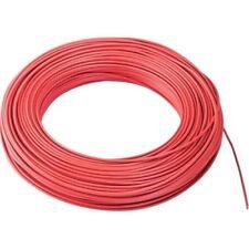 Fil électrique souple HO5/7-VK 0,5-0,75-1-1,5-2,5 mm² 5-10-15-20 m 11 Couleurs
