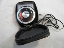 Vintage XM-1 Model 540 Exposure Light Meter Made in Japan with Case & Strap
