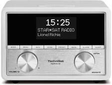 TechniSat DigitRadio 80 Radiowecker weiß
