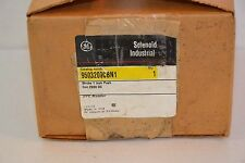 "General Electric GE Solenoid Ind Coil 9503209CBN1 250vdc 1"" pull NEW"