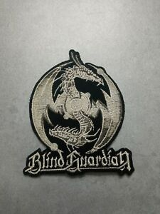 Blind Guardian Patch Aufnäher Heavy Metal Kutte