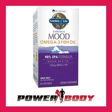 Garden of Life - Minami Mood Omega-3 Fish Oil - 60 softgels