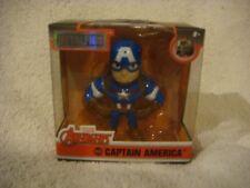 "Marvel Avengers Metalfigs Captain America 2.5"""
