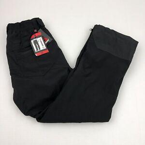 Gerry Mens Ski Snow-Tech Snowboard Pants Fleece Lined Medium Black