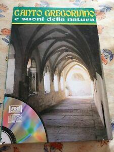 Canto gregoriano e suoni della natura CD Red edizioni