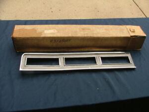 1974 Chevy Impala tail light bezel, LH, NOS! lamp 5966145