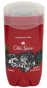 Old Spice Wolfthorn Deodorant 3 oz