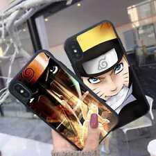 Naruto Uzumaki Anime Silicone Cover Case for iPhone Samsung Huawei