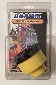 Dramm 750 Water Breaker Lemonhead Nozzle Ultra Soft Shower Model 22731 New
