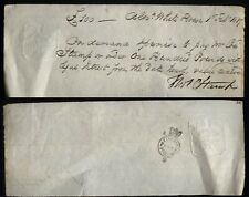 More details for 1817 alnwick manuscript cheque thomas stamp of white house to edward stamp