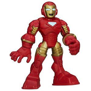 Marvel Avengers Ironman Playskool Heroes Super Hero Iron Man Ages 3+ Boys Girls