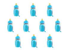 10 X Folienballon Flasche Junge Heliumballon Luftballon Kindergeburtstag Baby Bo
