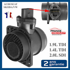 Debitmetre d'air pour Audi A3 A4 Seat Alhambra Ibiza Altea Leon 1,9 1,9l Tdi