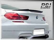 Painted V-Style Trunk Lip Spoiler Wing 11-14 BMW F13 6-Series 640i 650i Coupe