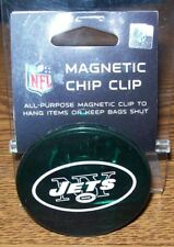 NEW YORK JETS CHIP CLIP MAGNET BRAND NEW!!!!