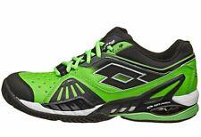 Lotto Men's Raptor Ultra IV Tennis Shoes - Green/Black - Size 11.5 - Brand NEW