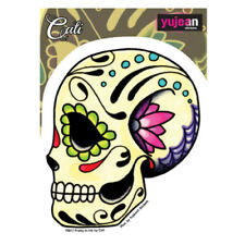Ashes Sugar Skull Sticker Decal Car Window Laptop Cali
