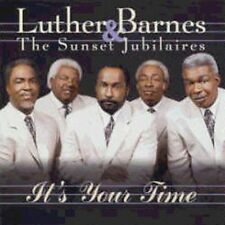 It's Your Time by Luther Barnes (CD, Jun-2003, Atlanta International)