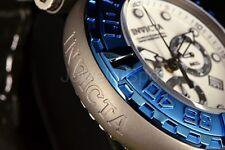 Invicta Reserve 47MM Subaqua Noma I Swiss Chronograph ALL TITANIUM Band Watch
