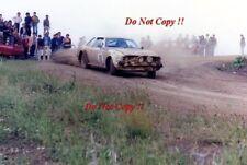 Klaus fritzinger Toyota Celica 2000 GT Acrópolis Rally 1982 fotografía 1